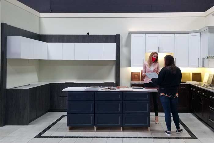 Kitchen Cabinets Selection